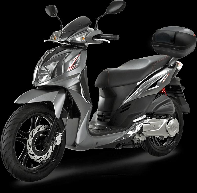 SYM - MOTO SYM SYMPHONY SR 125cc
