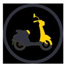 icono scooter